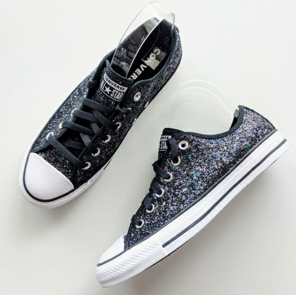 2 For 80 Low Tops Glitter Galaxy